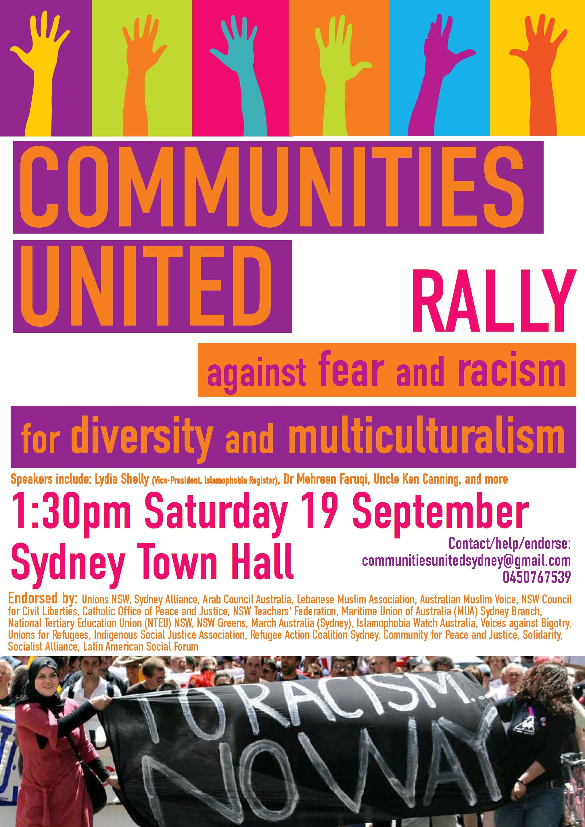 Communities United Sept 19 Poster_latest a