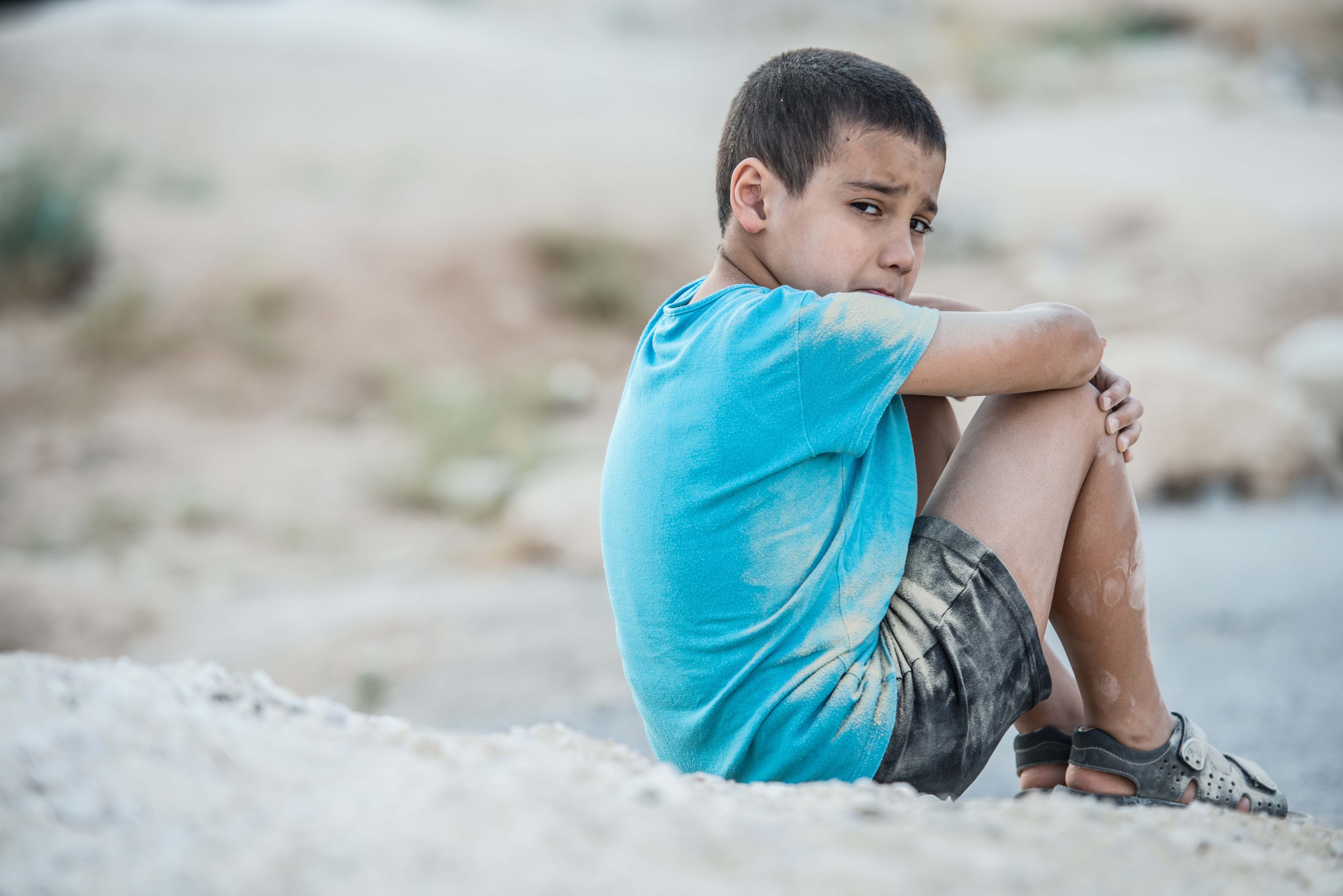 Syrian Refugee Appeal Campaign Image