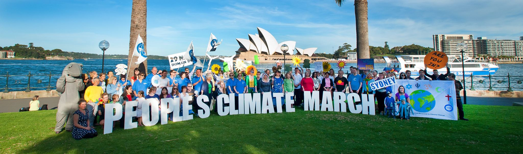 peoples climate march press conference 2