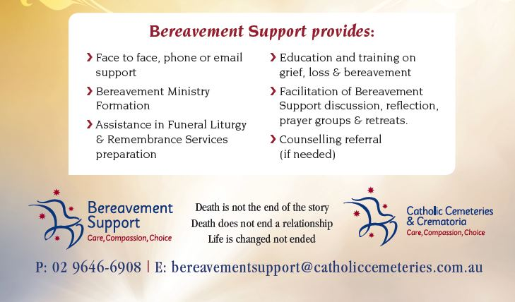 Parish Bereavement Support 2