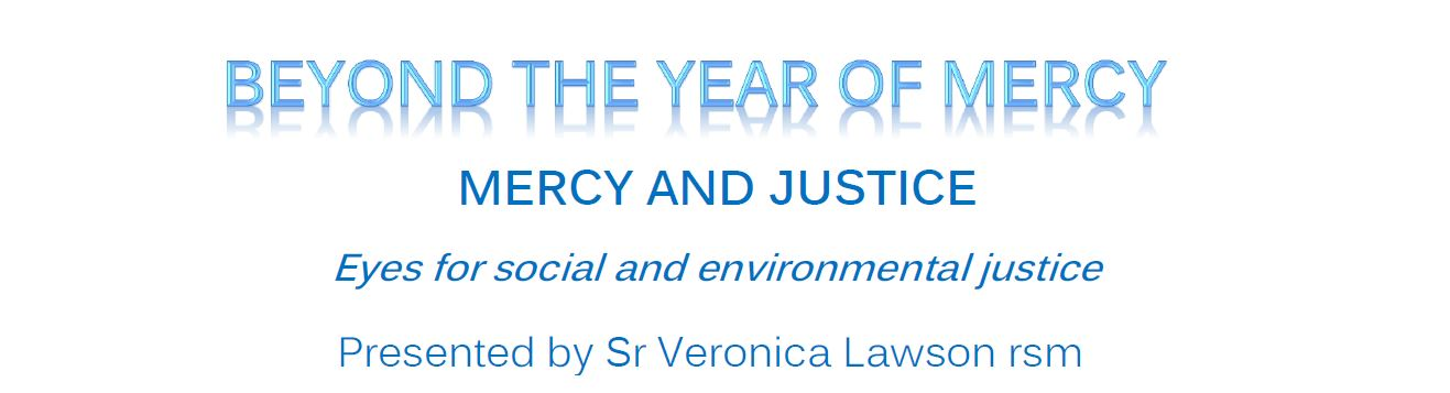 Beyond the year of mercy 1