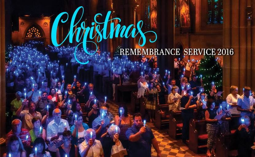 Christmas Bereavement Service 2016