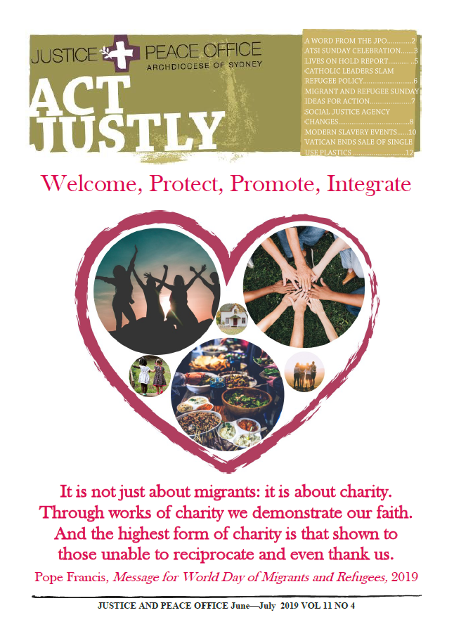 Marvelous New Act Justly August September 2019 Justice And Peace Home Remodeling Inspirations Genioncuboardxyz